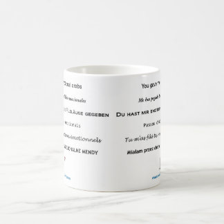 Emotional Crabs All Up In Your Business Basic White Mug
