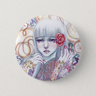 Emotional Flower Button