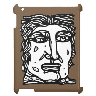 """Emotional Intense"" iPad Case"