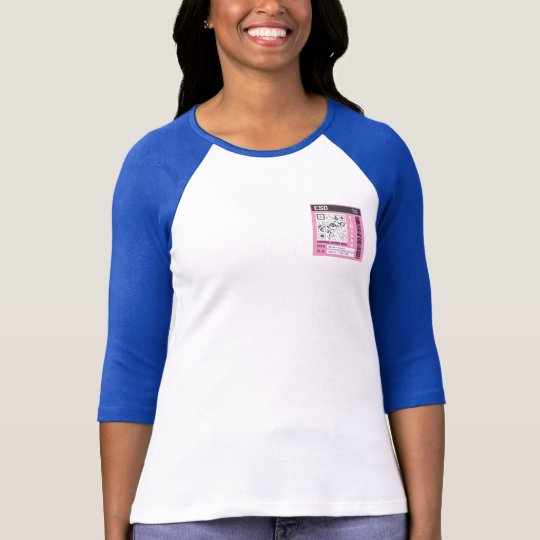 Emotional Support Device Pink T-Shirt