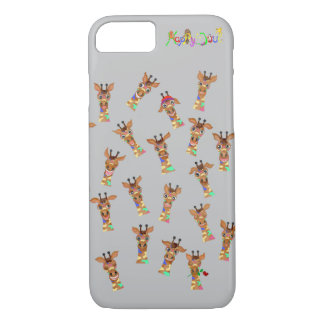 Emotions by The Happy Juul Company iPhone 8/7 Case
