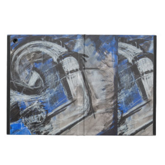 Emotions now open artwork iPad air cover