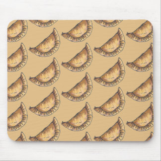 Empanadas Latin South America Fried Pastry Kitchen Mouse Pad