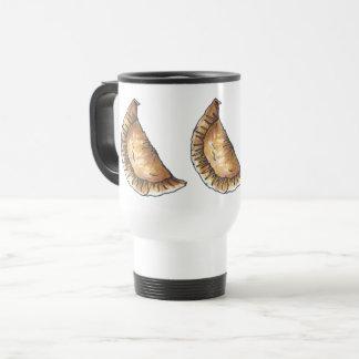 Empanadas Latin South America Fried Pastry Kitchen Travel Mug