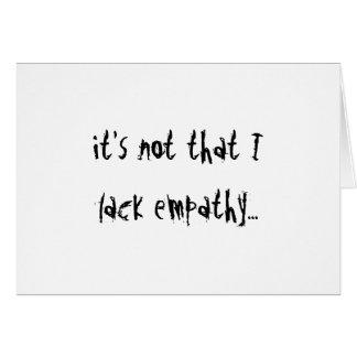 Empathy Card