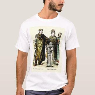Emperor Justinian & Empress Theodora T-Shirt