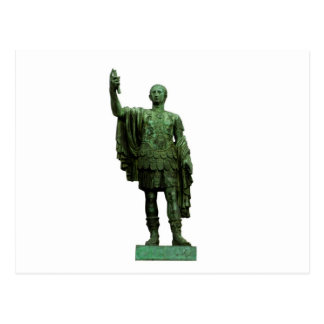 Emperor Marcus Cocceius Nerva Postcard