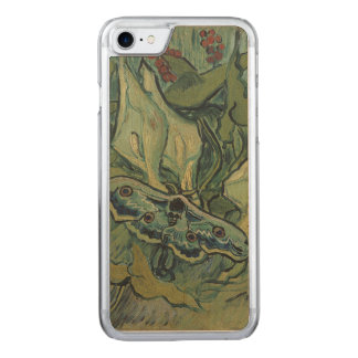 Emperor Moth by Vincent Van Gogh Carved iPhone 8/7 Case