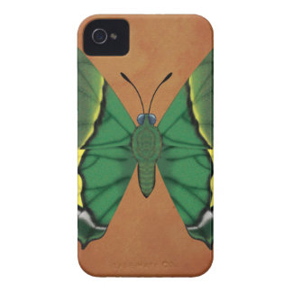 Emperor of India Butterfly iPhone 4 Case