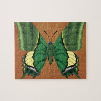 Emperor of India Butterfly Jigsaw Puzzle