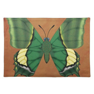 Emperor of India Butterfly Placemat