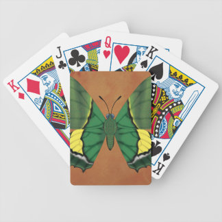 Emperor of India Butterfly Poker Deck