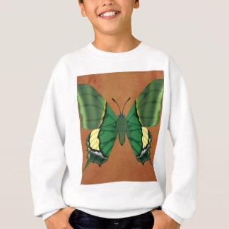 Emperor of India Butterfly Sweatshirt