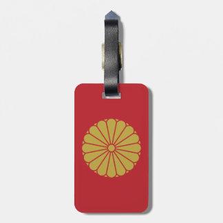 Emperor of Japan Luggage Tag