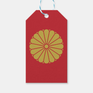 Emperor of Japan Pack Of Gift Tags
