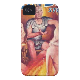 Emperor of Space with his Concubines iPhone 4 Cases