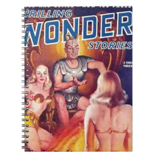 Emperor of Space with his Concubines Notebook