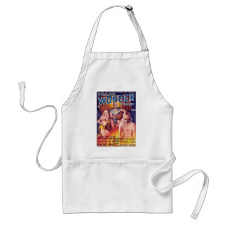 Emperor of Space with his Concubines Standard Apron