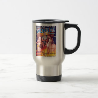Emperor of Space with his Concubines Travel Mug