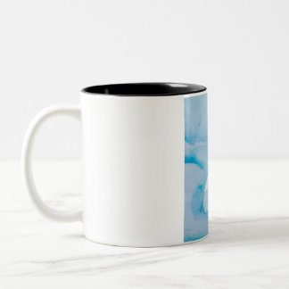 Emperor Penguin and Iceberg - mug