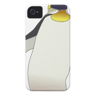 Emperor Penguin Drawing iPhone 4 Case-Mate Cases