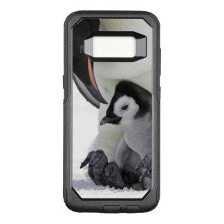 Emperor Penguin | Snow Hill Island OtterBox Commuter Samsung Galaxy S8 Case