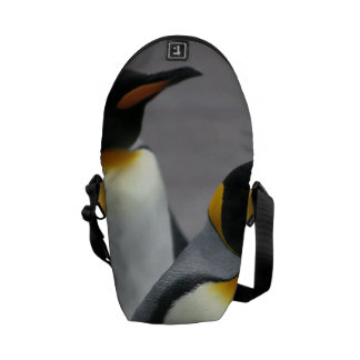 Emperor Penguins Courier Bags