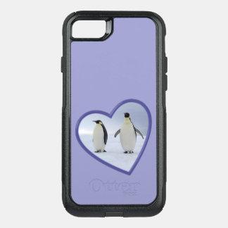Emperor Penguins OtterBox Commuter iPhone 7 Case