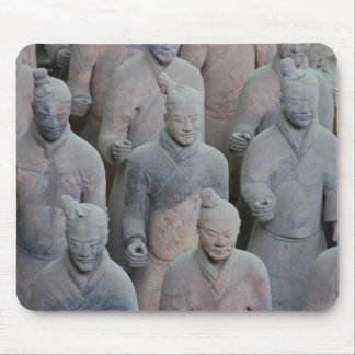 Emperor Qin's terracotta army Xian China Mouse Pad