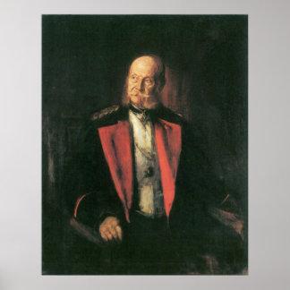 Emperor Wilhelm I Poster