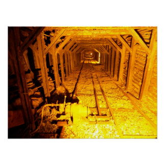 Empire Mine - Mother Lode Poster