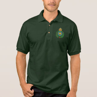 Empire of Brazil emblem Polo Shirt
