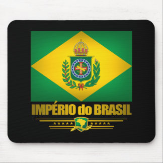 """""""Empire of Brazil"""" Mouse Pad"""