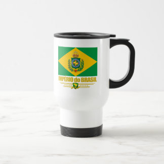 Empire of Brazil Travel Mug