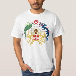 Empire of China Beiyang Coat of Arms Emblem Tshirts