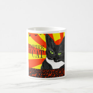Empire of the cat coffee mug