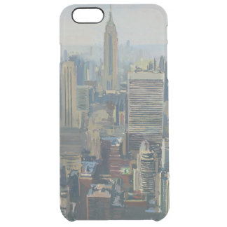 Empire State Building 2012 Clear iPhone 6 Plus Case