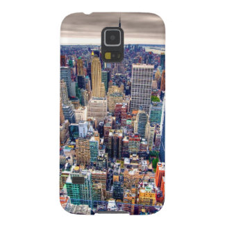 Empire State Building and Midtown Manhattan Galaxy S5 Case