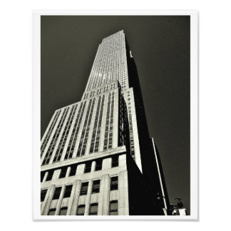 Empire State Building Photo Art