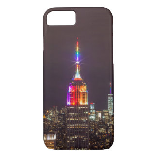 Empire State Building Pride iPhone 8/7 Case