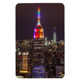 Empire State Building Pride Magnet