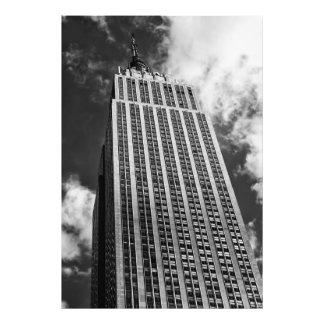 Empire State Building Skyscraper Photo
