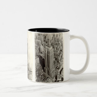 Empire State Building Souvenir Mug