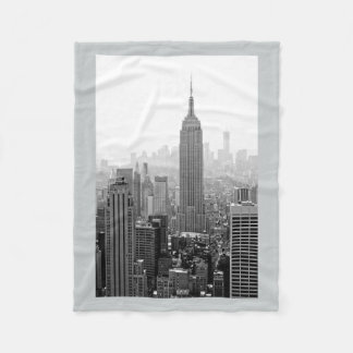 Empire State Fleece Blanket
