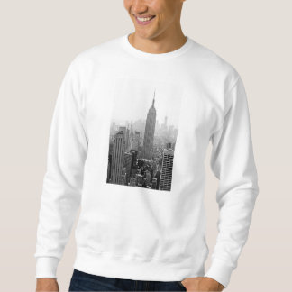 Empire State Mens Long Sleeved T-Shirt