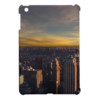 empire state sunset iPad mini covers