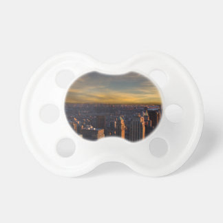 empire state sunset pacifier