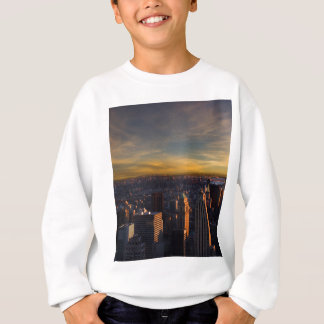 empire state sunset sweatshirt