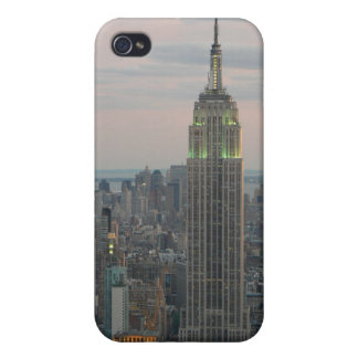 Empire State Twilight iPhone 4 Covers