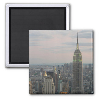 Empire State Twilight Magnet